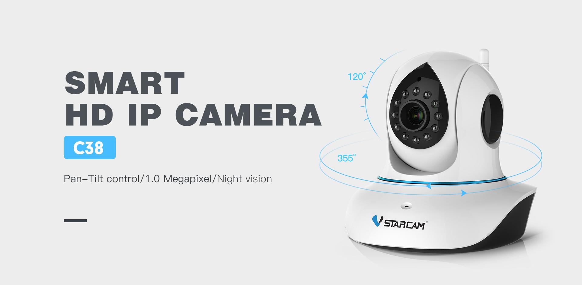 smart ip camera