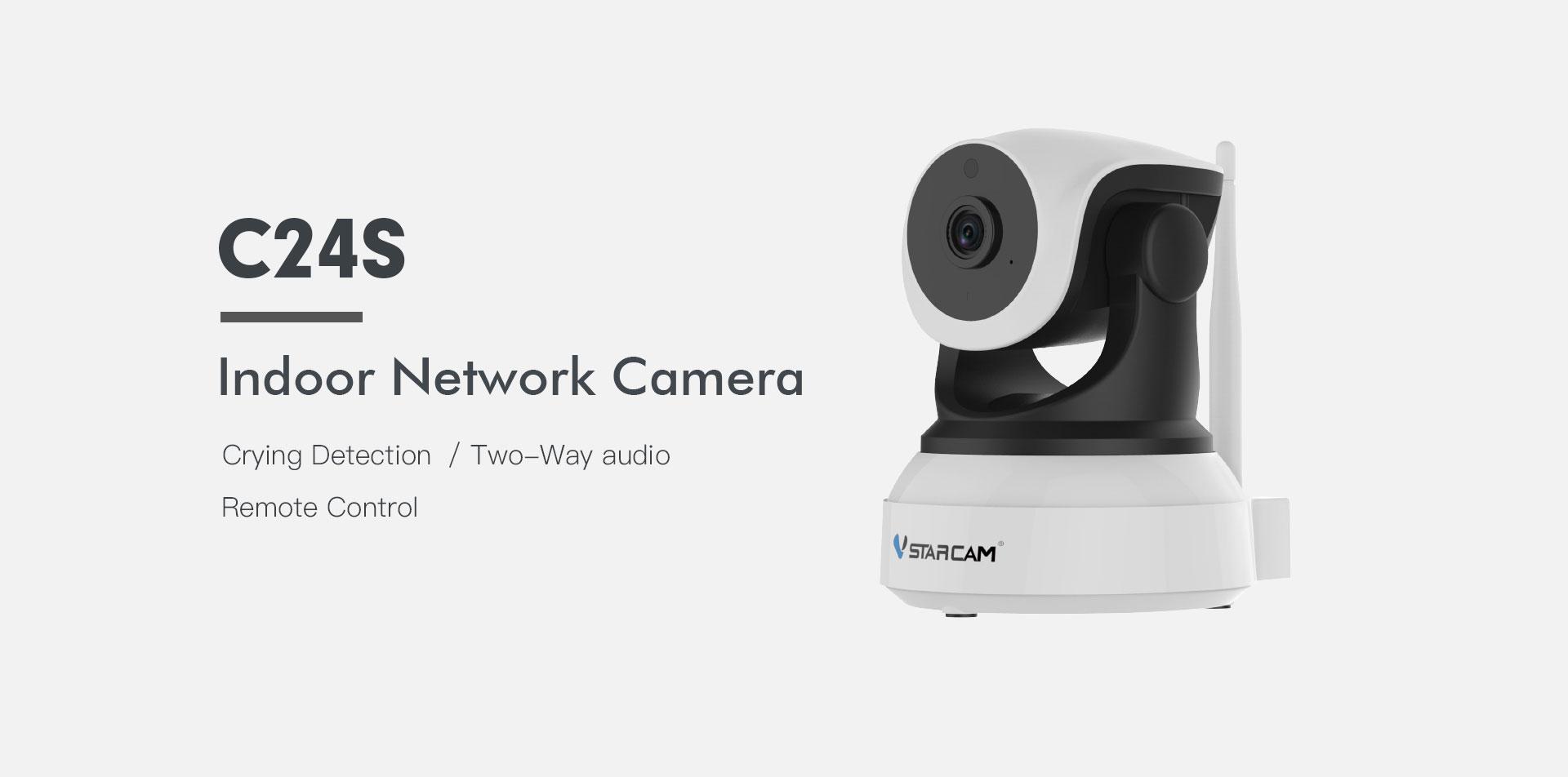 Indoor Security Camera
