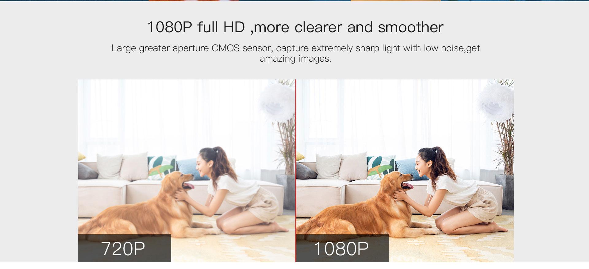 Wireless Indoor IP Camera