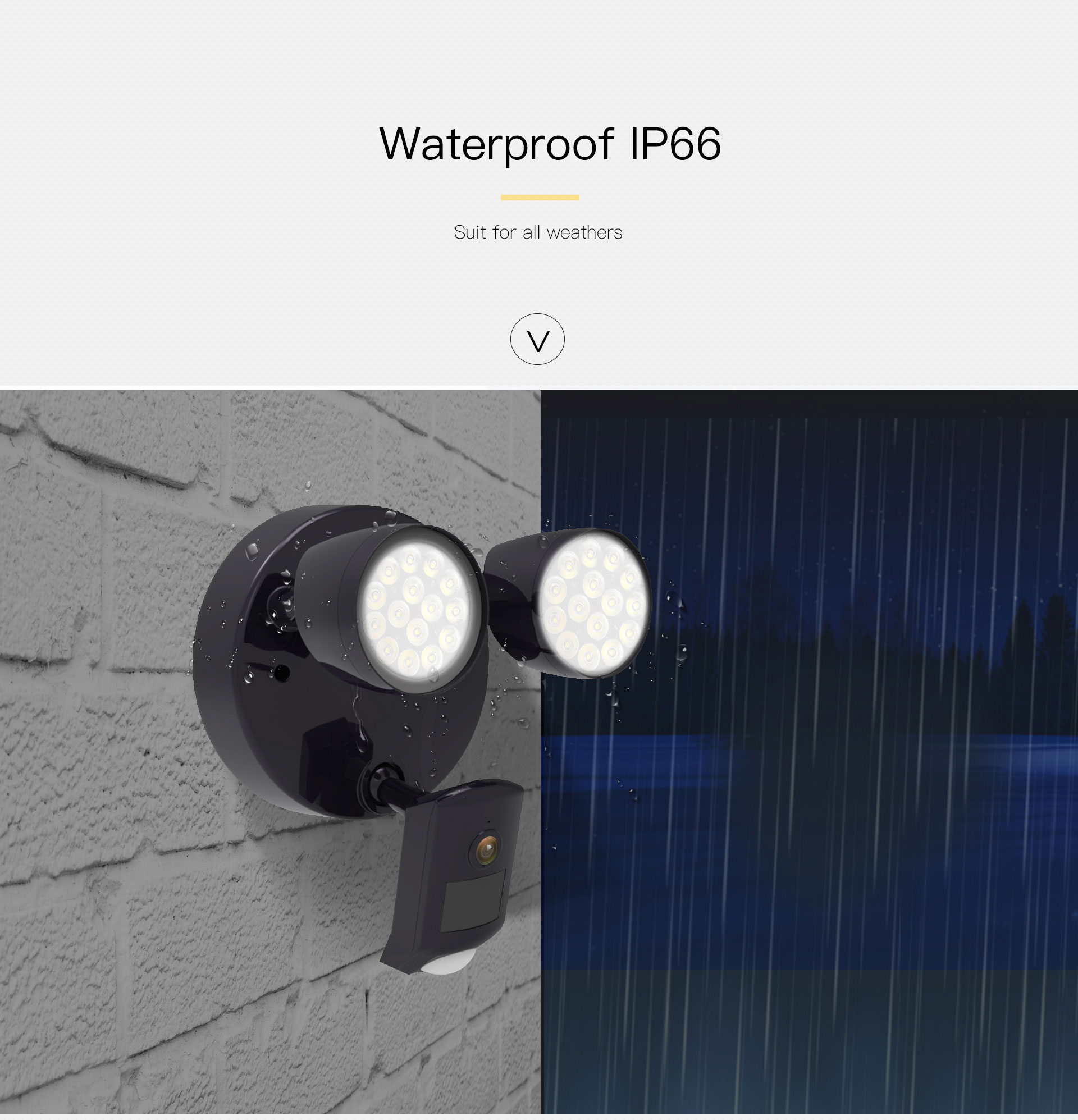 Floodlight Camera