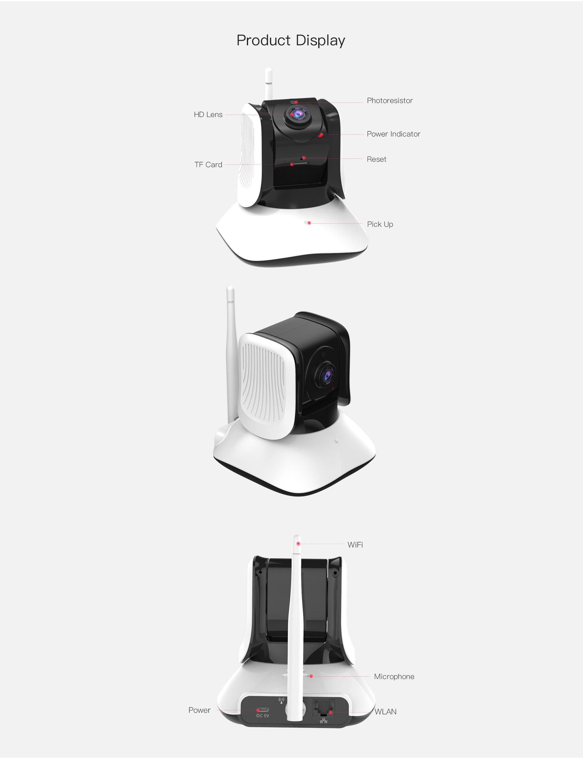 vstarcam-product-display