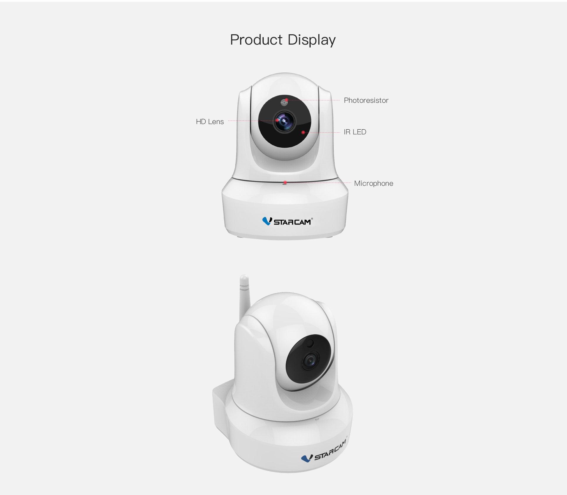 security WiFi Camera