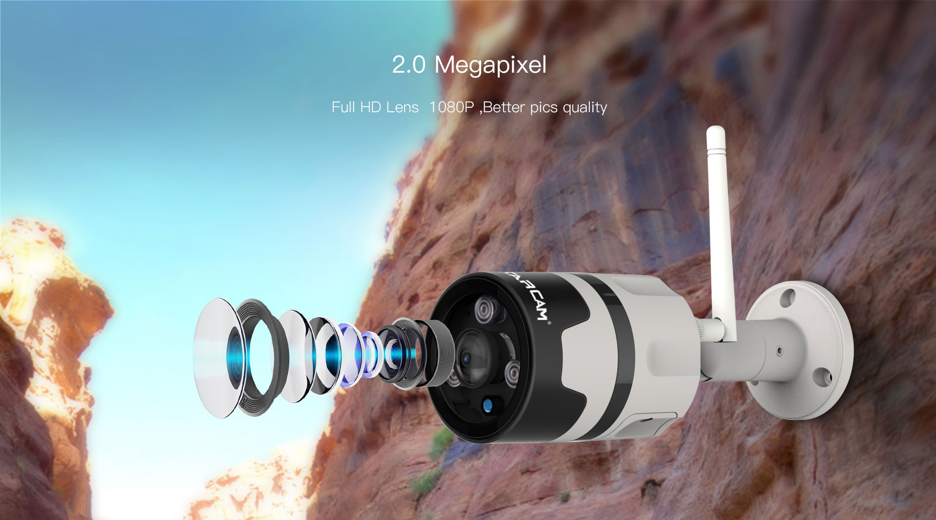 Panorama Outdoor Camera