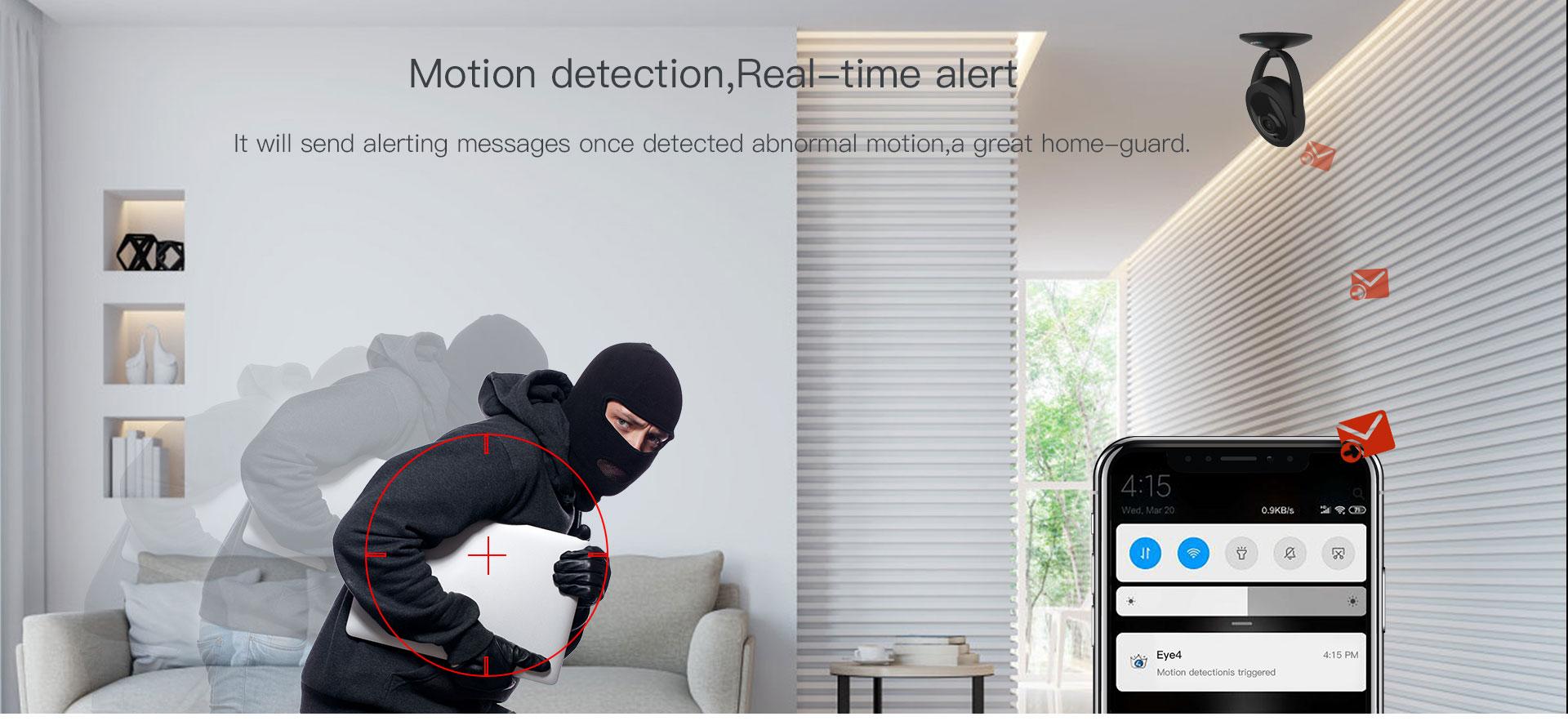 Cube Indoor Security Camera