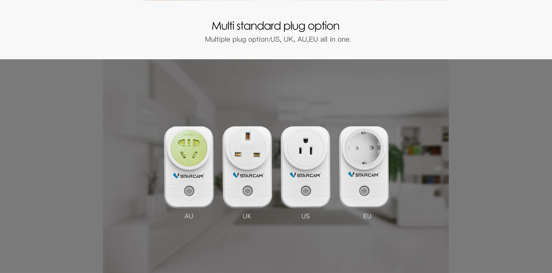 wifi sockets