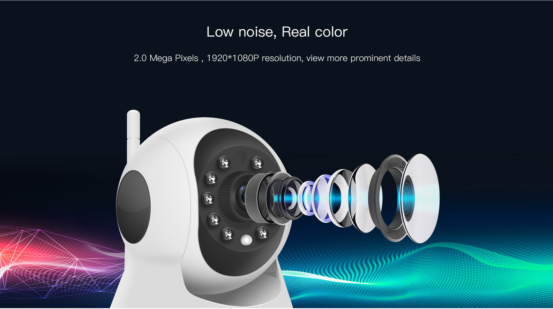 1080p security ip camera