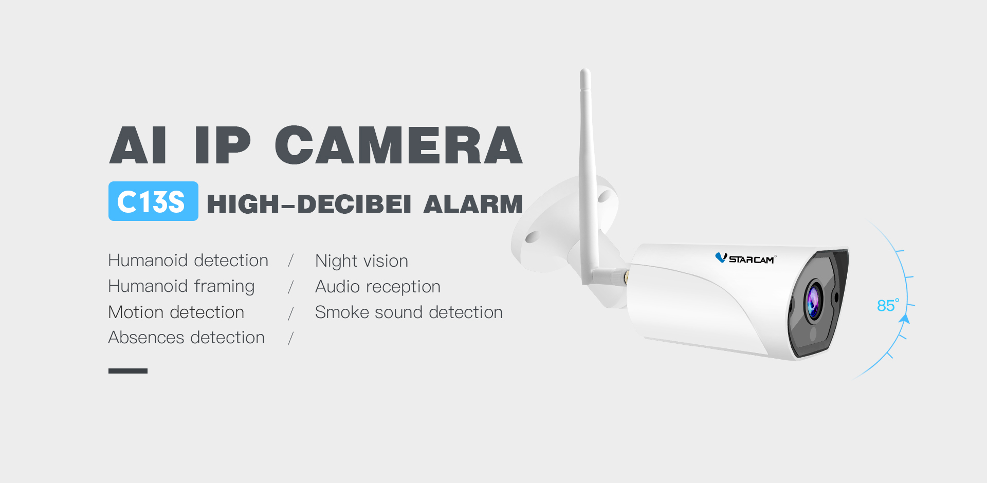 Waterproof Bullet Camera