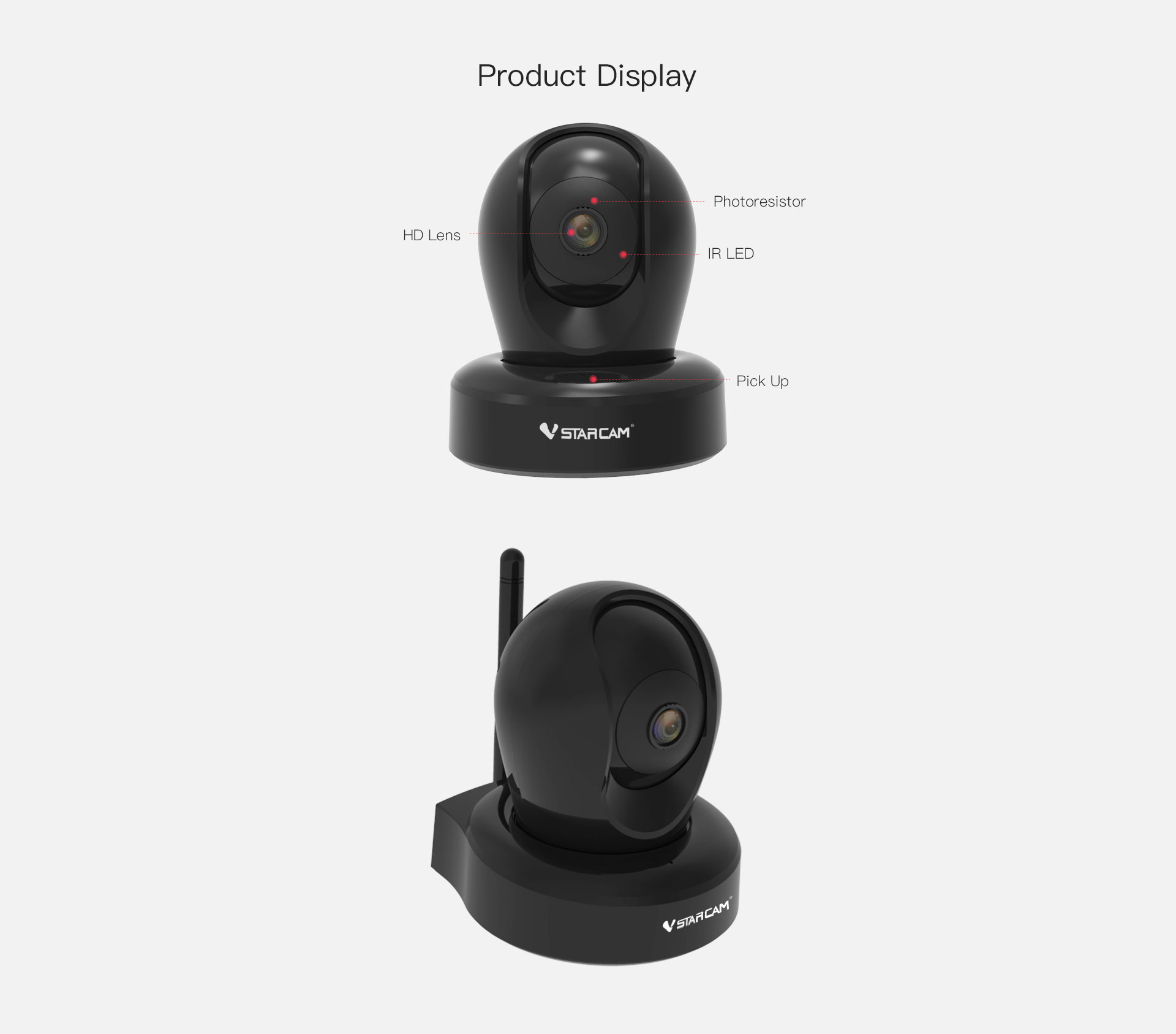 indoor network camera