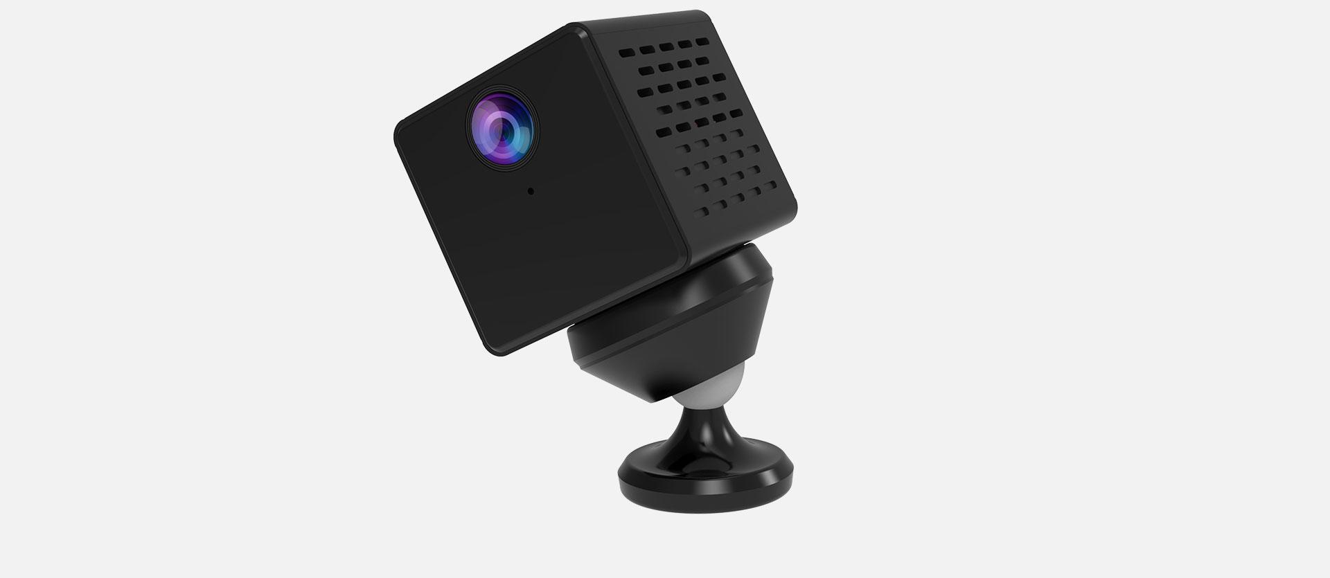 Smart Hidden Indoor IP Camera