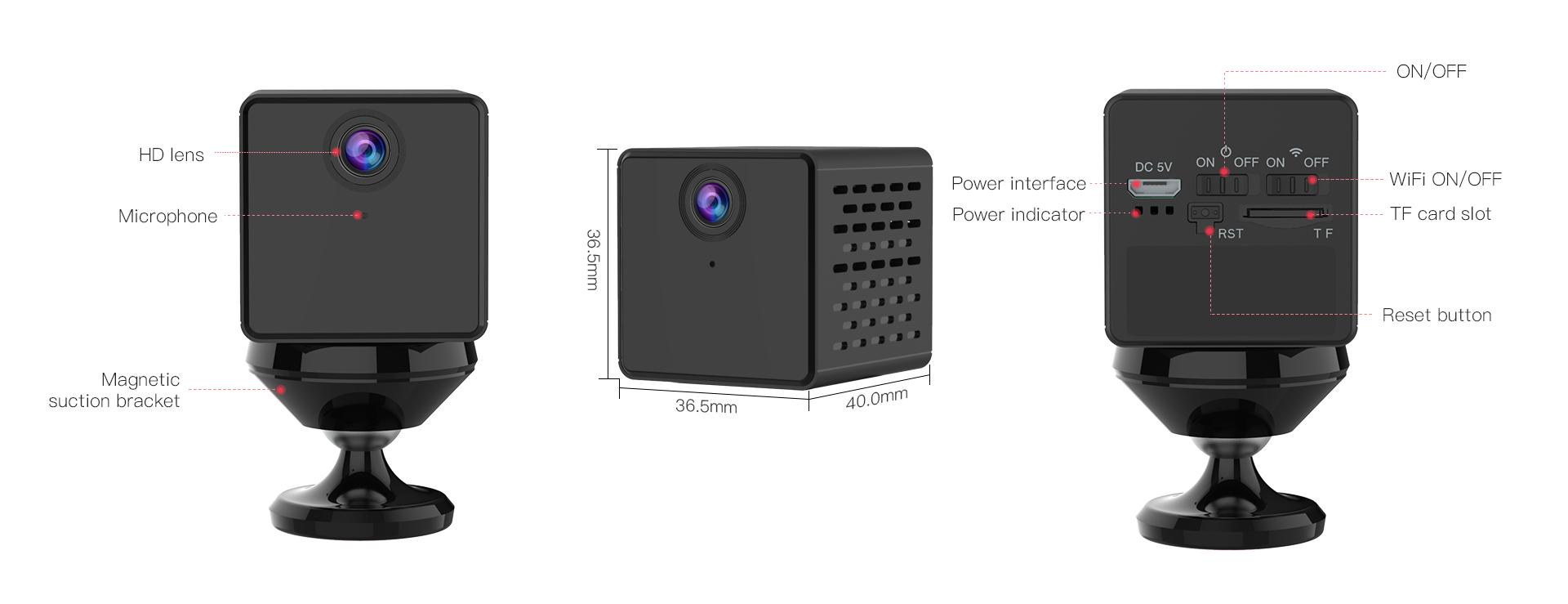 Battery IP Camera